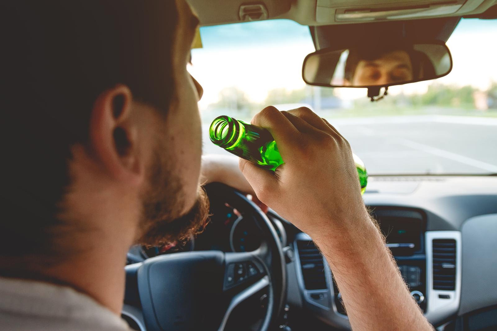 Jazda pod wpływem alkoholu – możliwe konsekwencje